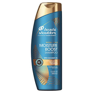 Head and Shoulders Shampoo, Moisture Renewal