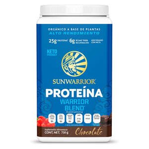 Sunwarrior Warrior Blend, Organic Vegan Protein Powder