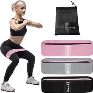 best fabric resistance bands gymbee