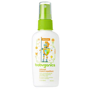 Babyganics Travel Size Bug Spray