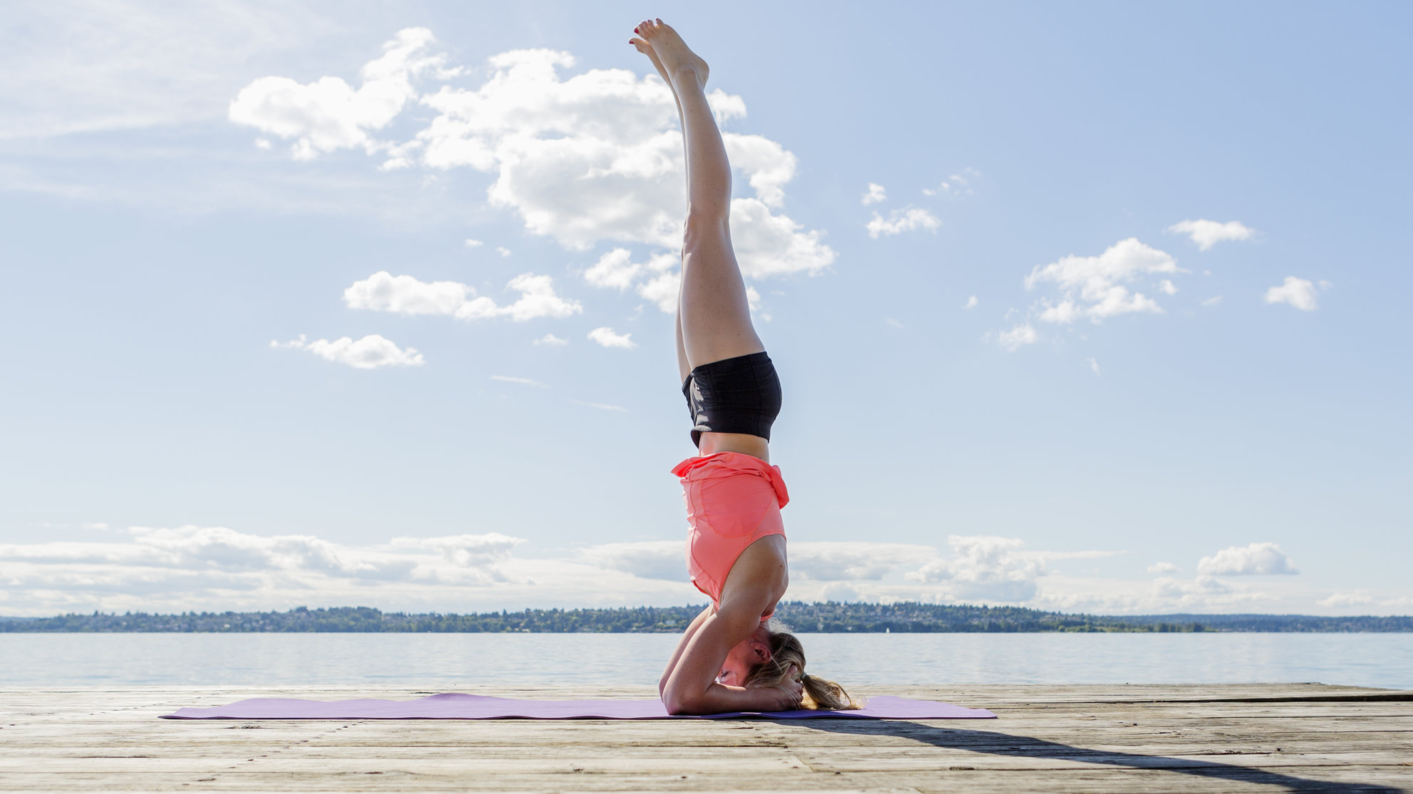 headstand-yoga-beach-pose