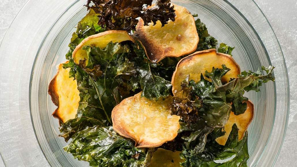 baked-kale-and-sweet-potato-chips-amy neunsinger