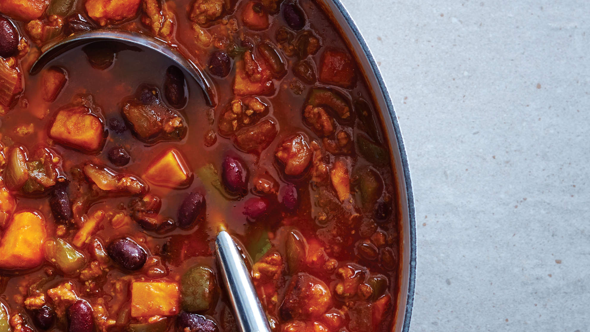 smoky-turkey-sweet-potato-chili-three-ways