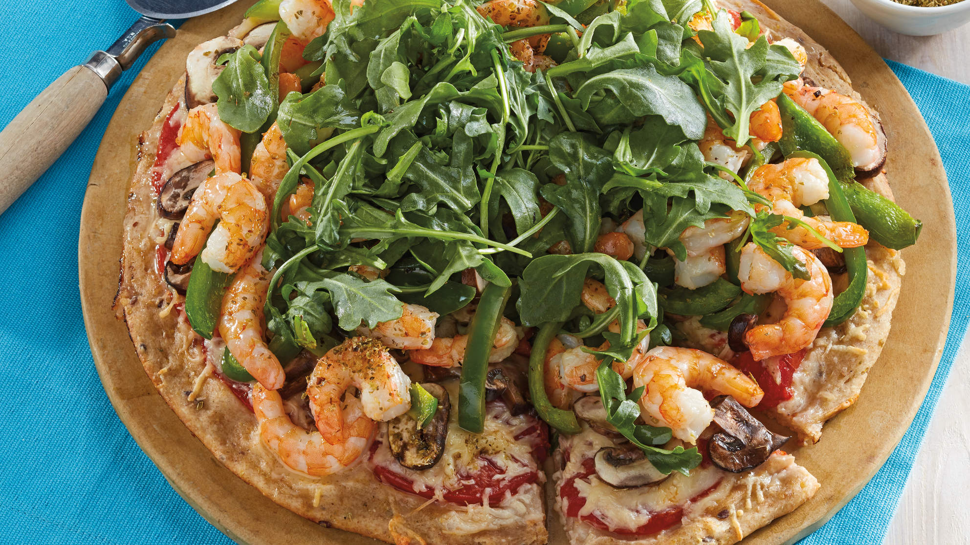 twelve-week-shrimp-mushroom-pizza