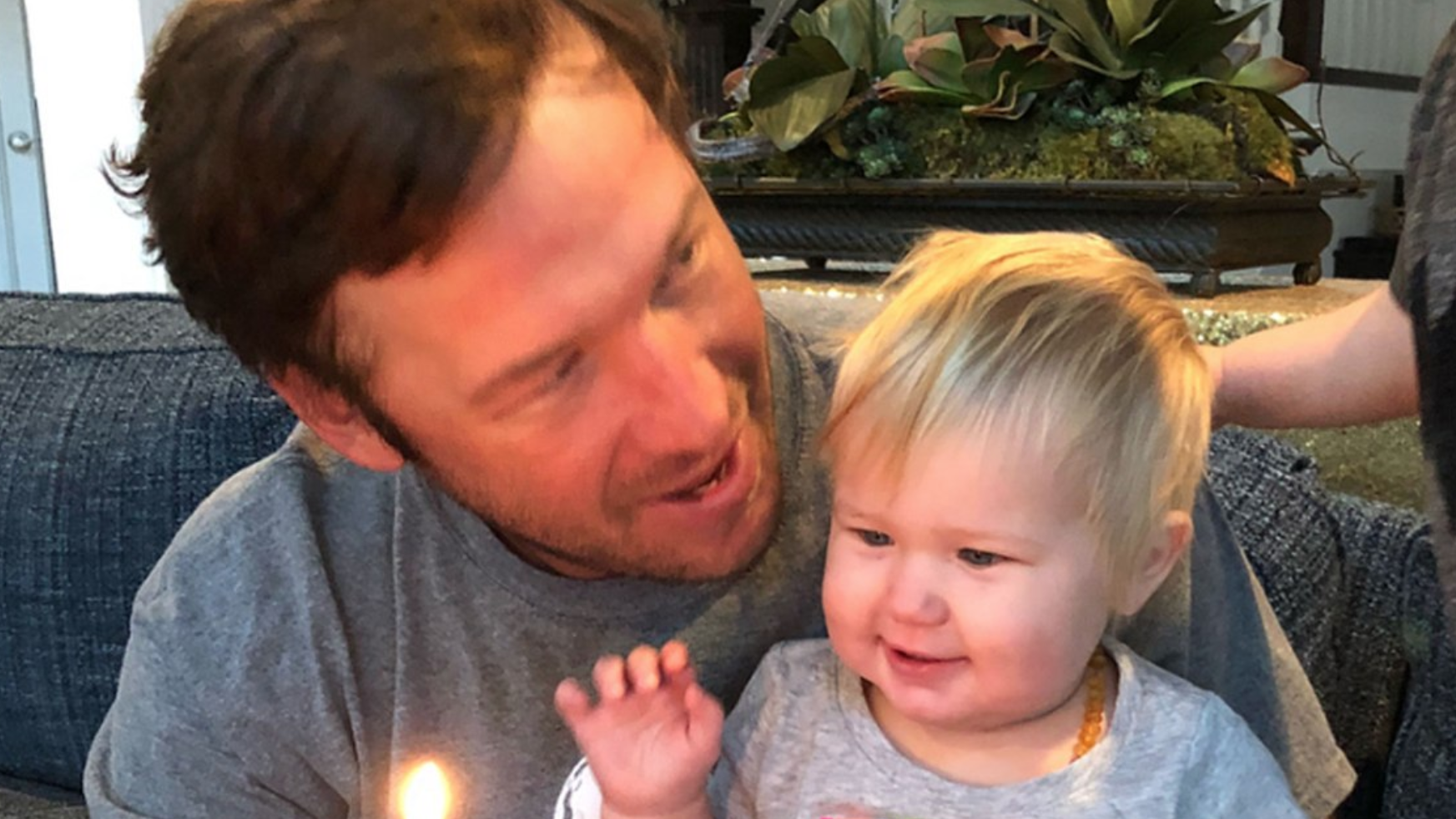 Bode Miller & Daughter