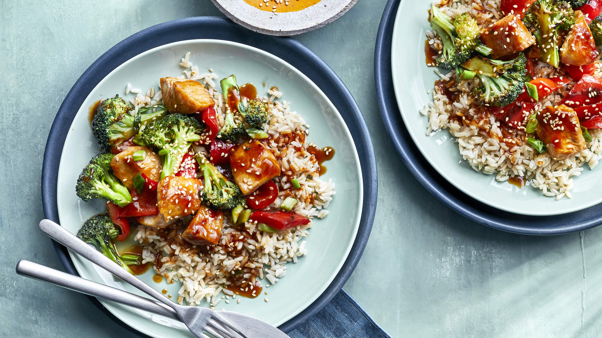 Better-than- Takeout Sesame Chicken
