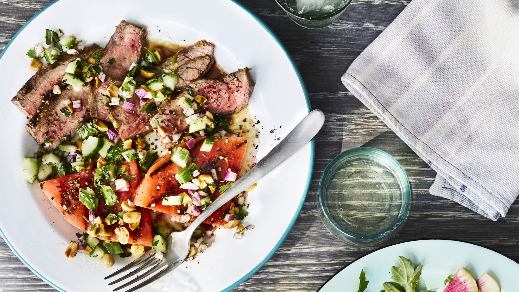 steak-watermelon-salad-health-summer-2019