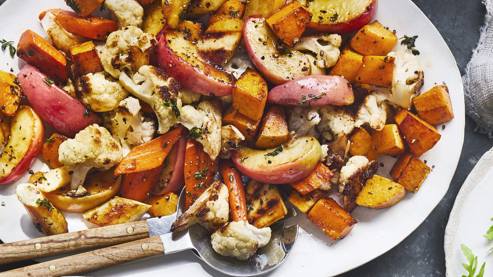 roasted-apple-recipes-health-mag-october-2019