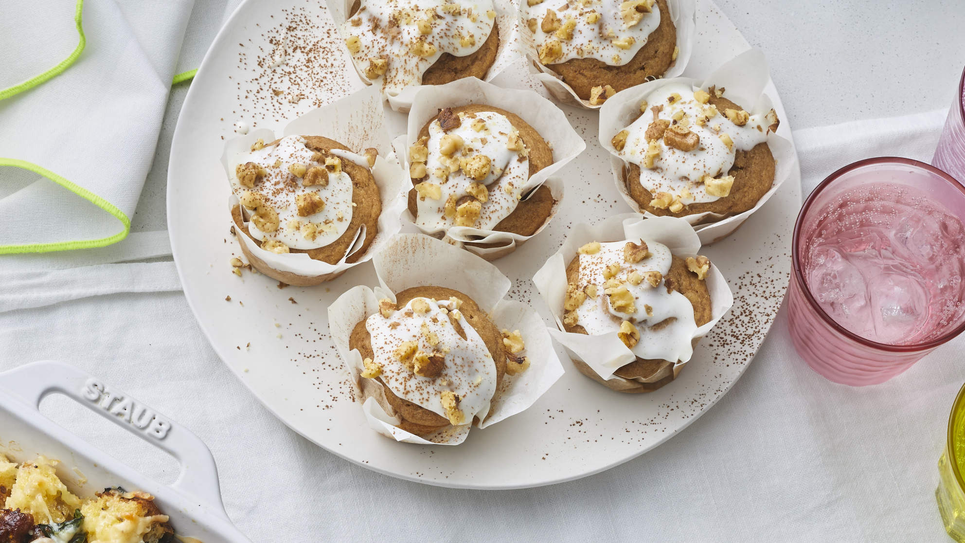 cinnamon-roll-muffins-brunch-recipes-health-mag-december-2019