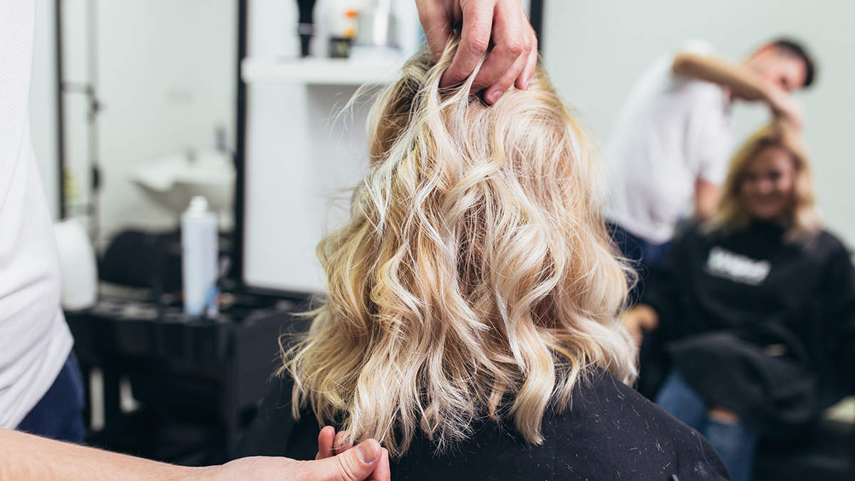 This Dessert-Inspired Hair Color Will Convince You to Go Blonde in 2019