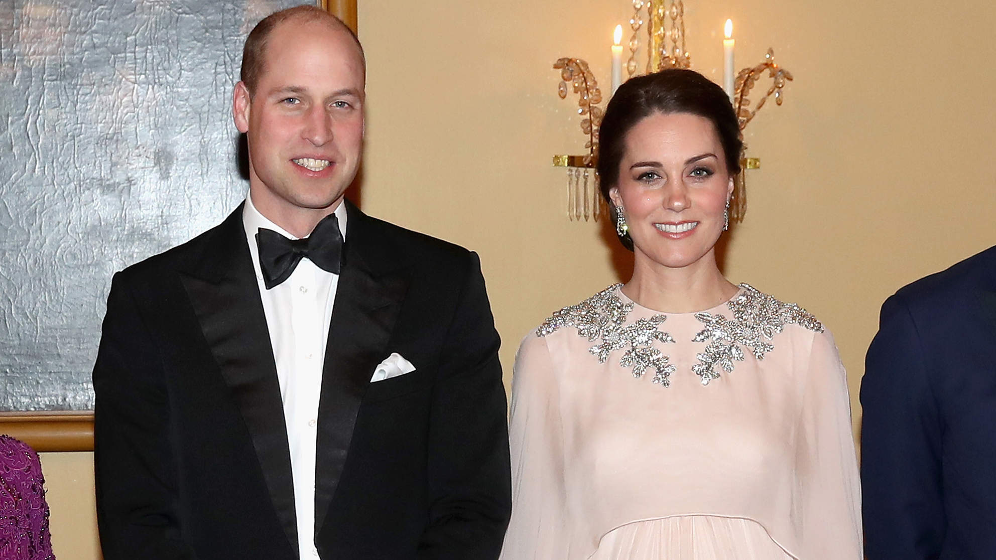 Pregnant Kate Middleton Continues Her Style Risk WinStreak—This Time with a Cape