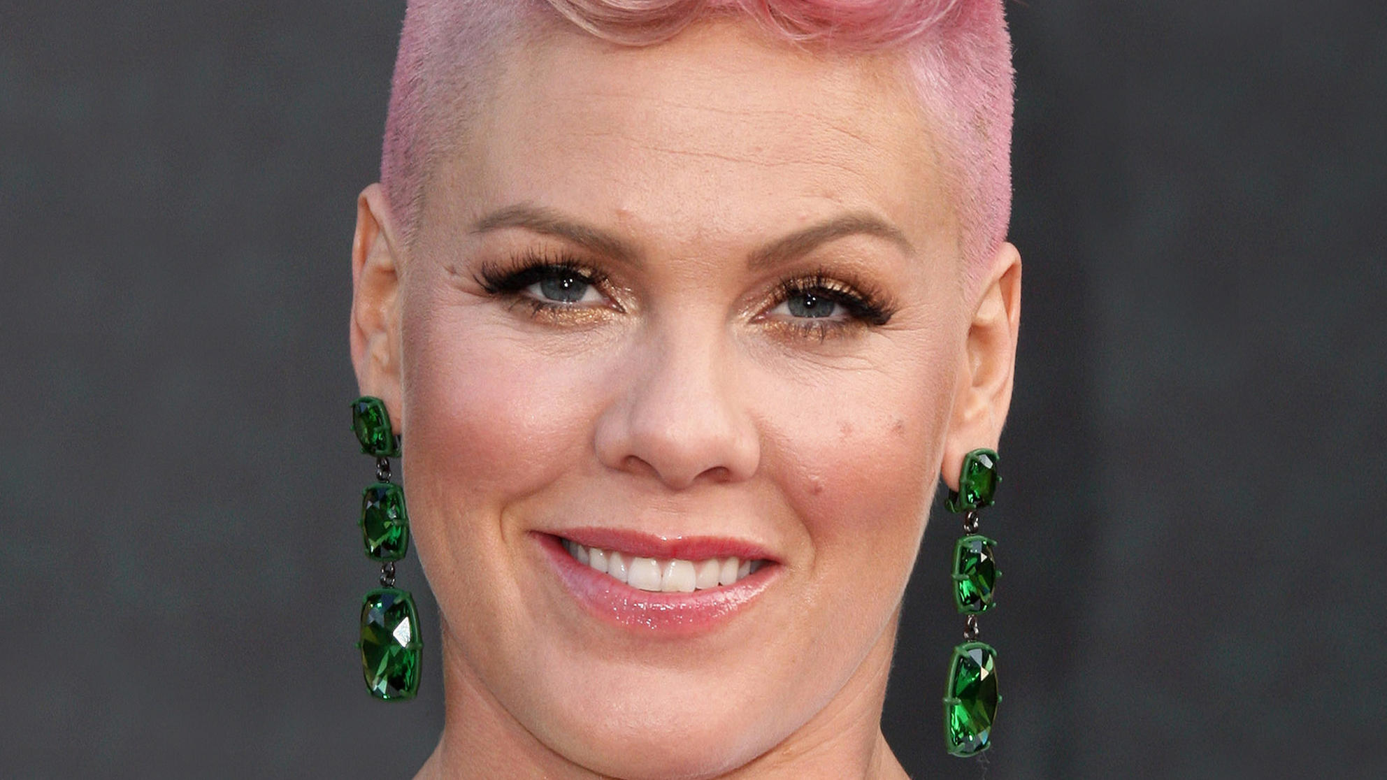 Pink Is Feeling Herself in Body Positive Post-Baby Fitness Journey