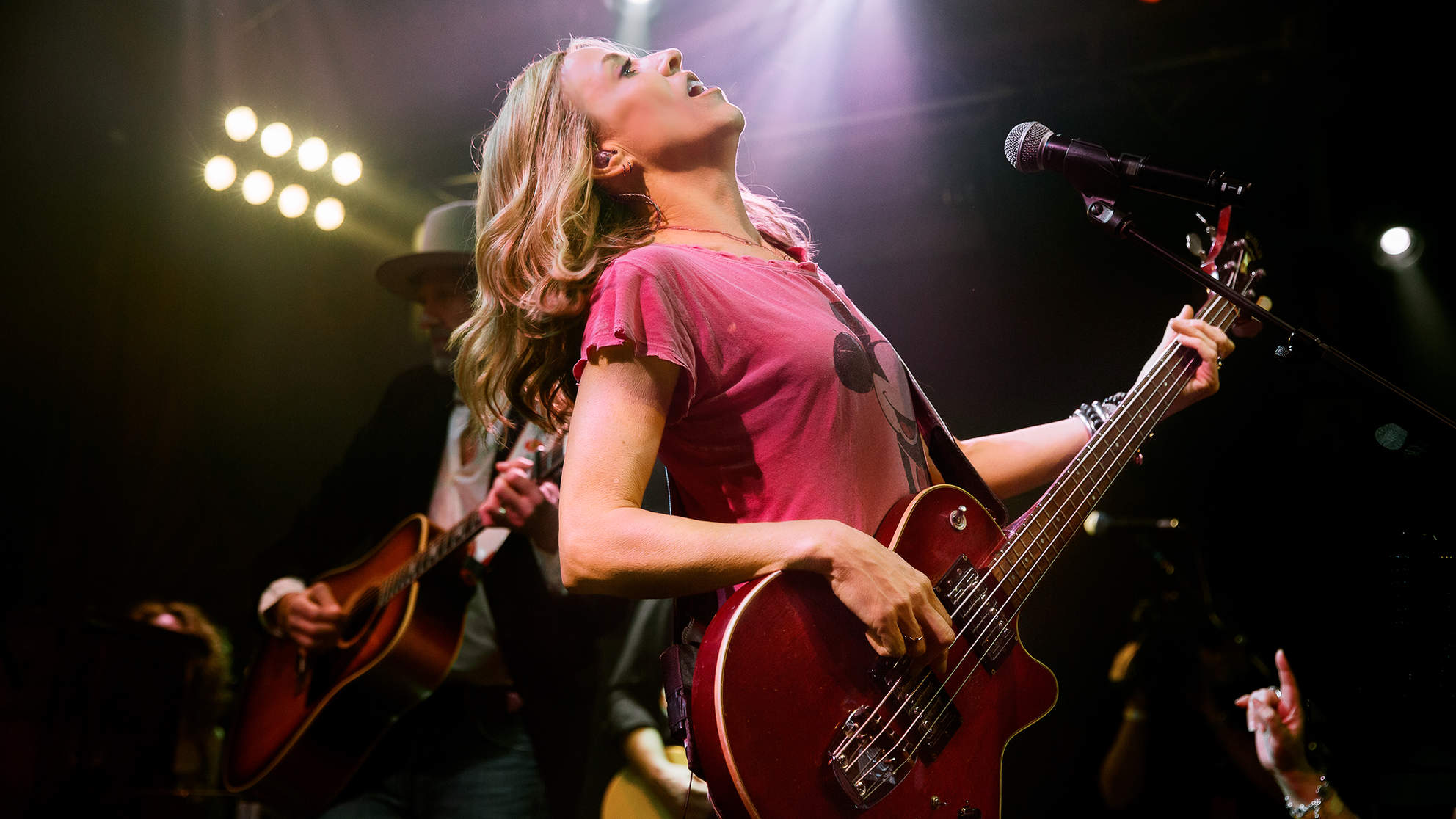 Sheryl Crow on the Simple Change That Transformed Her Life