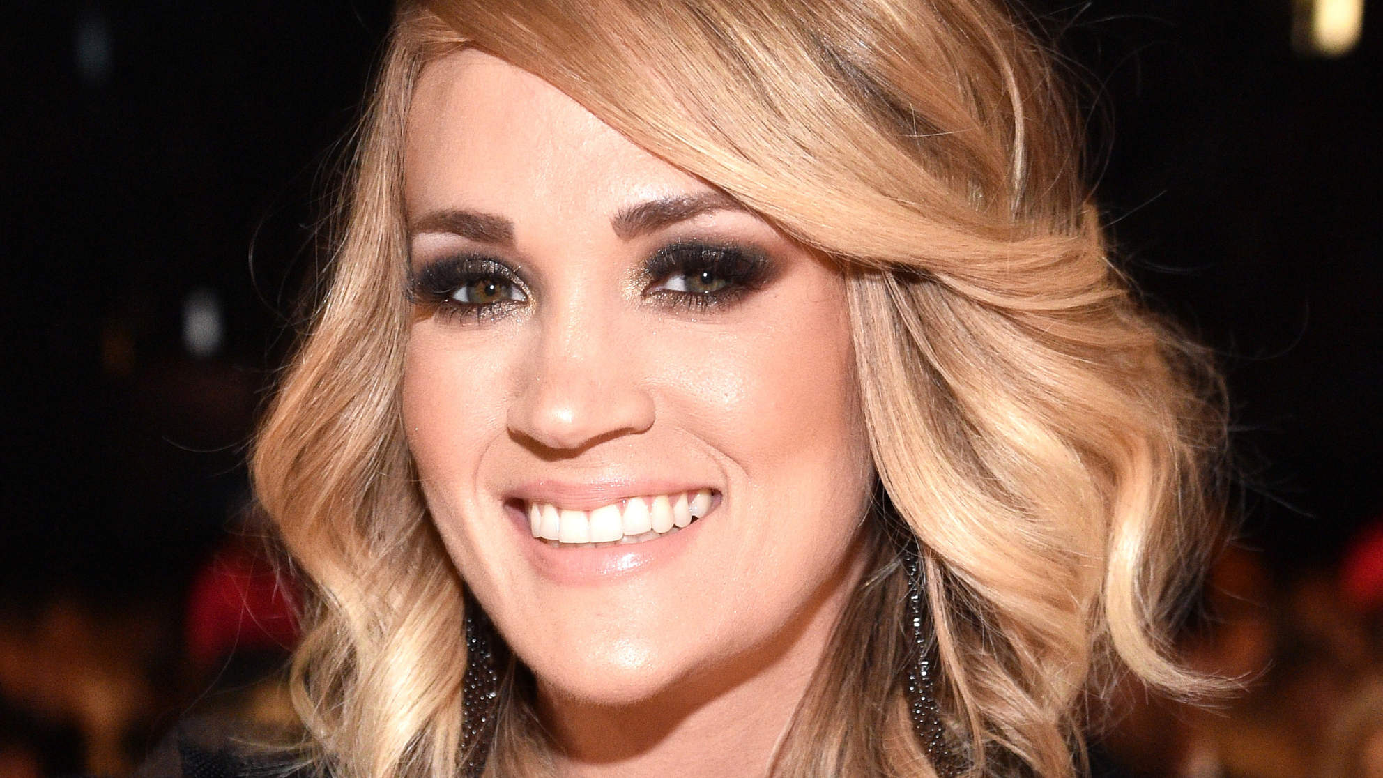 Clone of Carrie Underwood Shares a New Selfie Post-Fall, and Her Fans Couldn't Be More Supportive