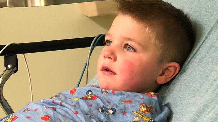 Mom Warns as 3-Year-Old Is Partially Paralyzed From Polio-Like Illness: 'It's Changed Our Lives'