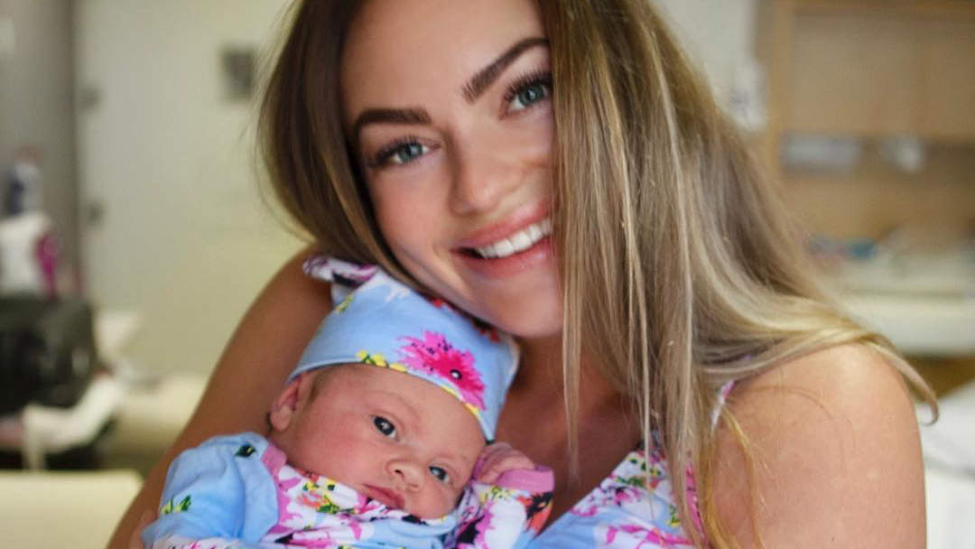 Emily Skye Welcomes Her First Child: 'So Happy to Finally Meet My Gorgeous Girl'