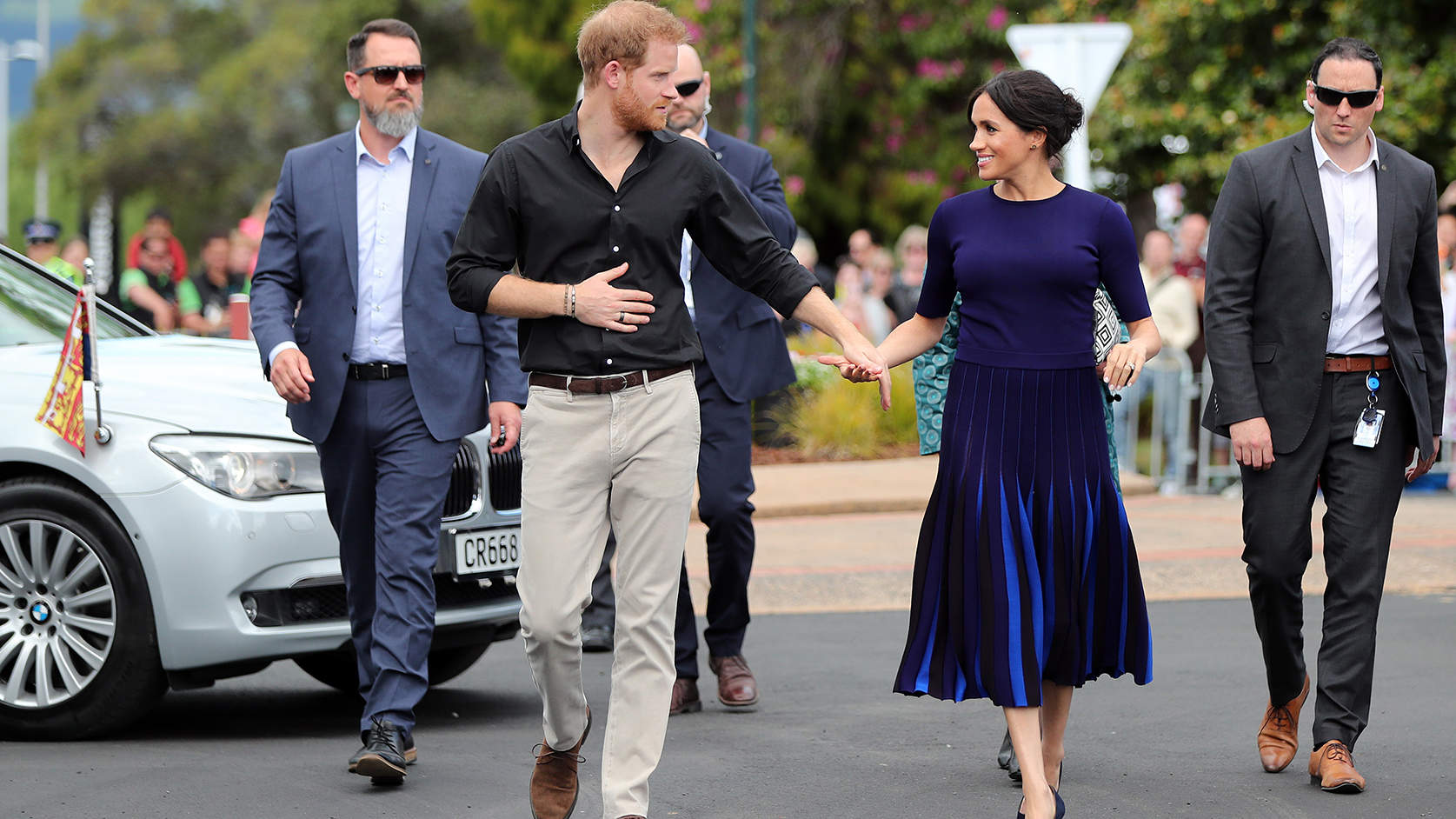 Why People Think Meghan Markle Is Pregnant with Twins