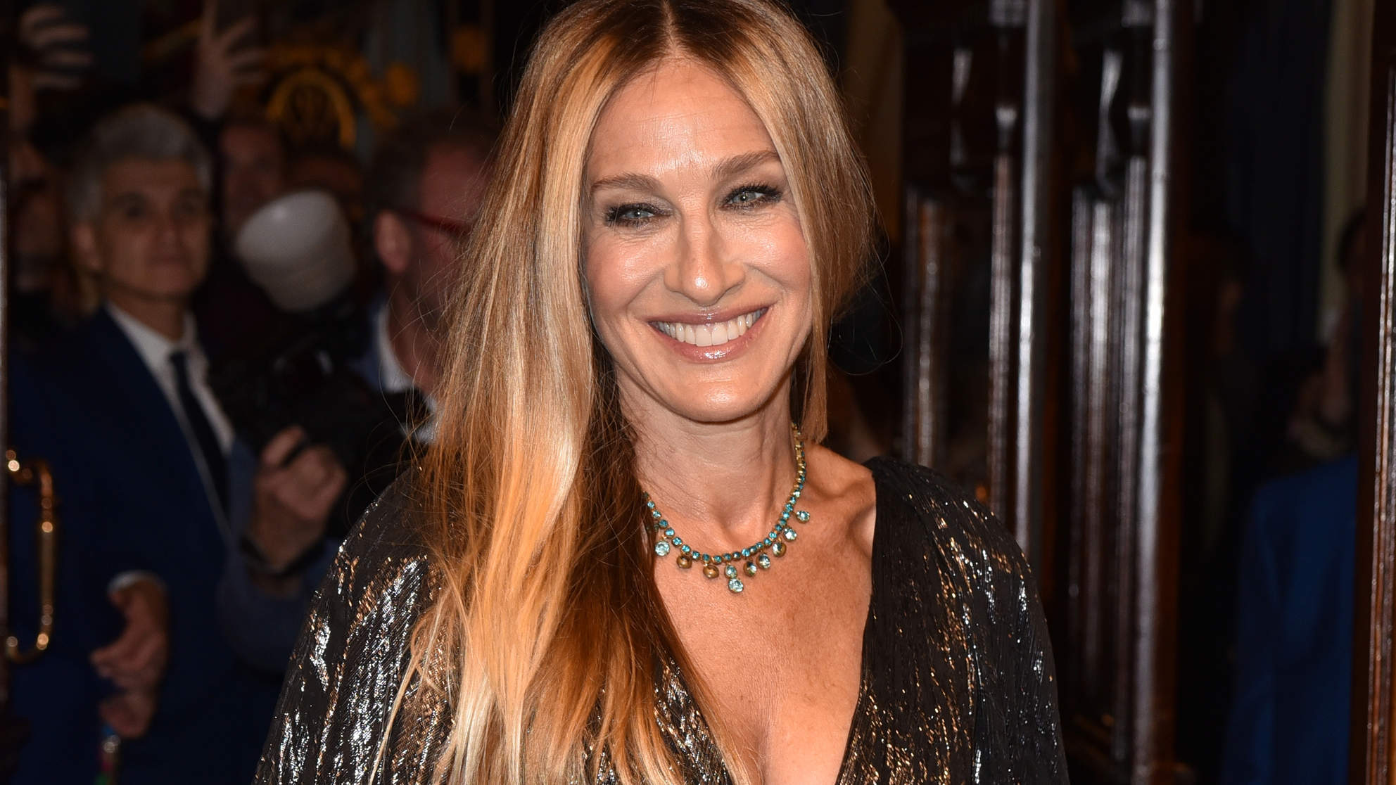Sarah Jessica Parker Has Been Wearing This Classic Swimsuit for 5 Years