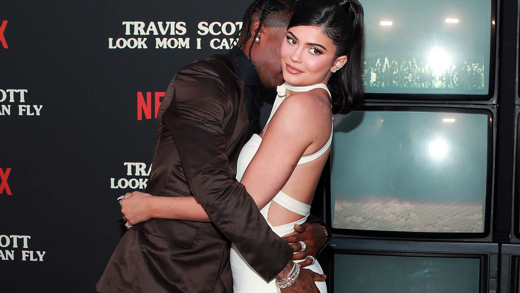 Premiere Of Netflix's  Travis Scott: Look Mom I Can Fly  - Arrivals