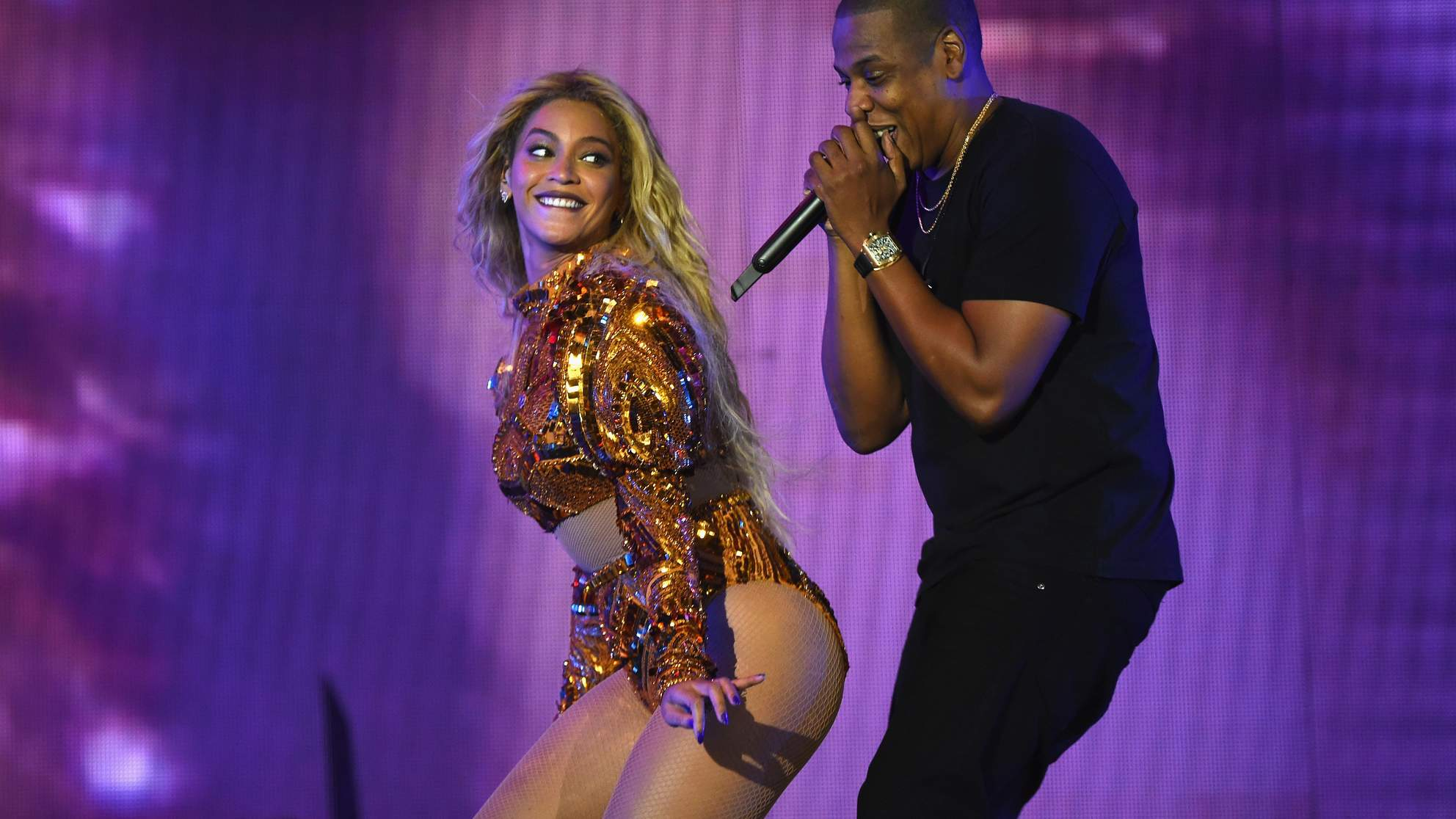 Beyonce  The Formation World Tour  - Closing Night In East Rutherford