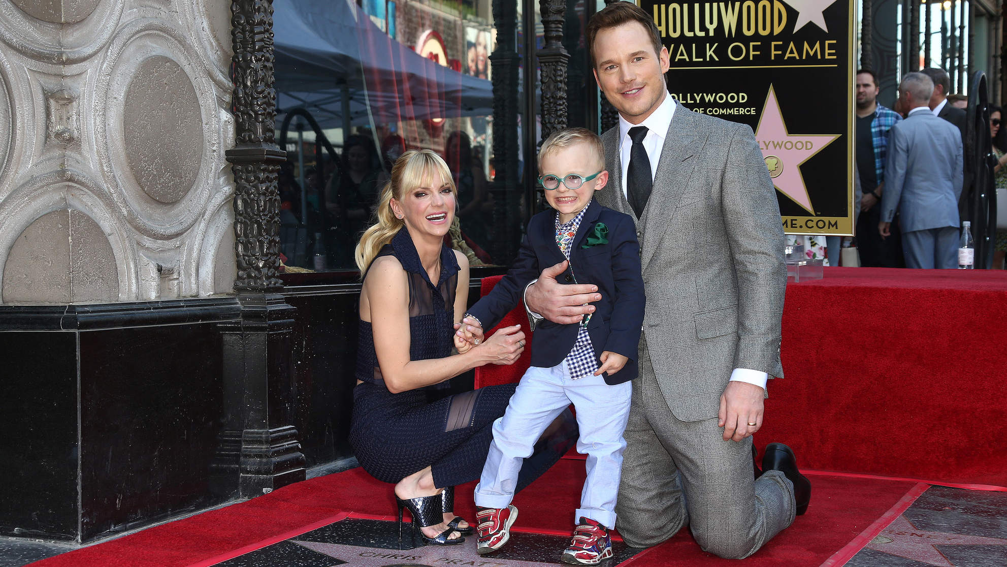Everything Chris Pratt and Anna Faris Have Said About Their Son's Premature Birth: 'We Were Scared for a Long Time'