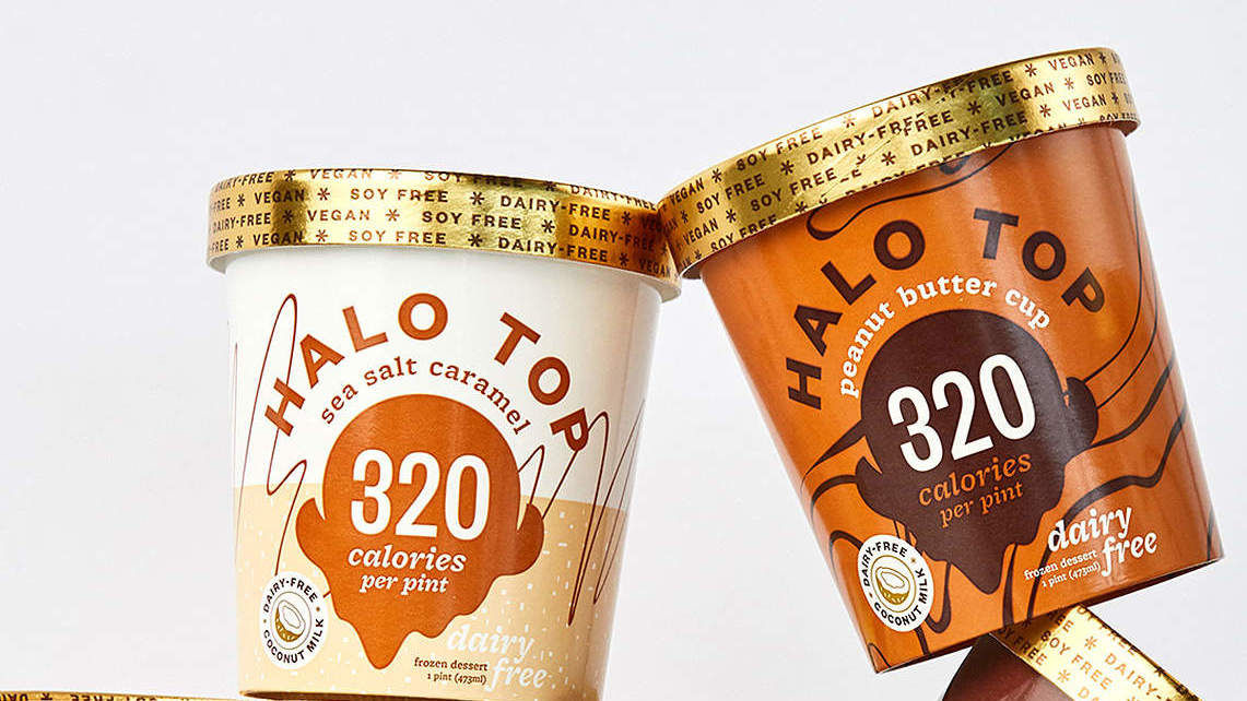 We Ranked Halo Top's New Dairy-Free Flavors