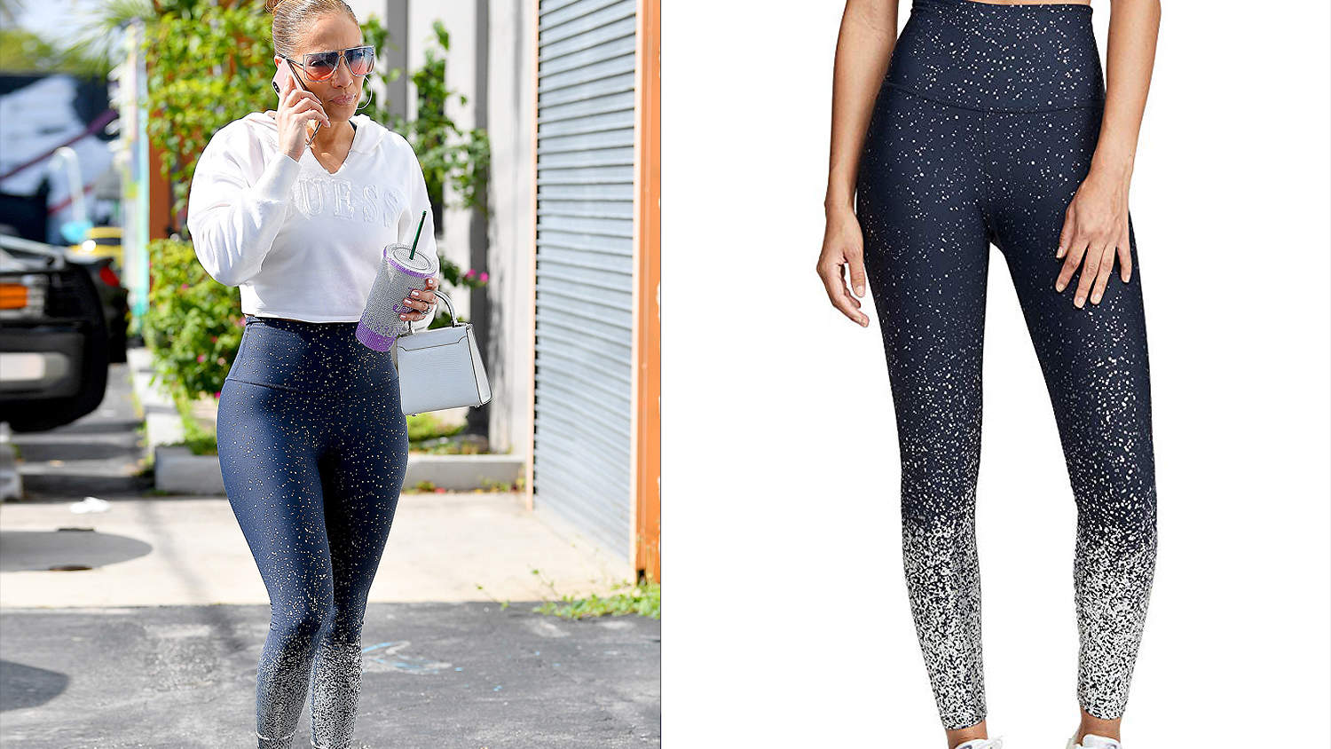 Jennifer Lopez Leggings