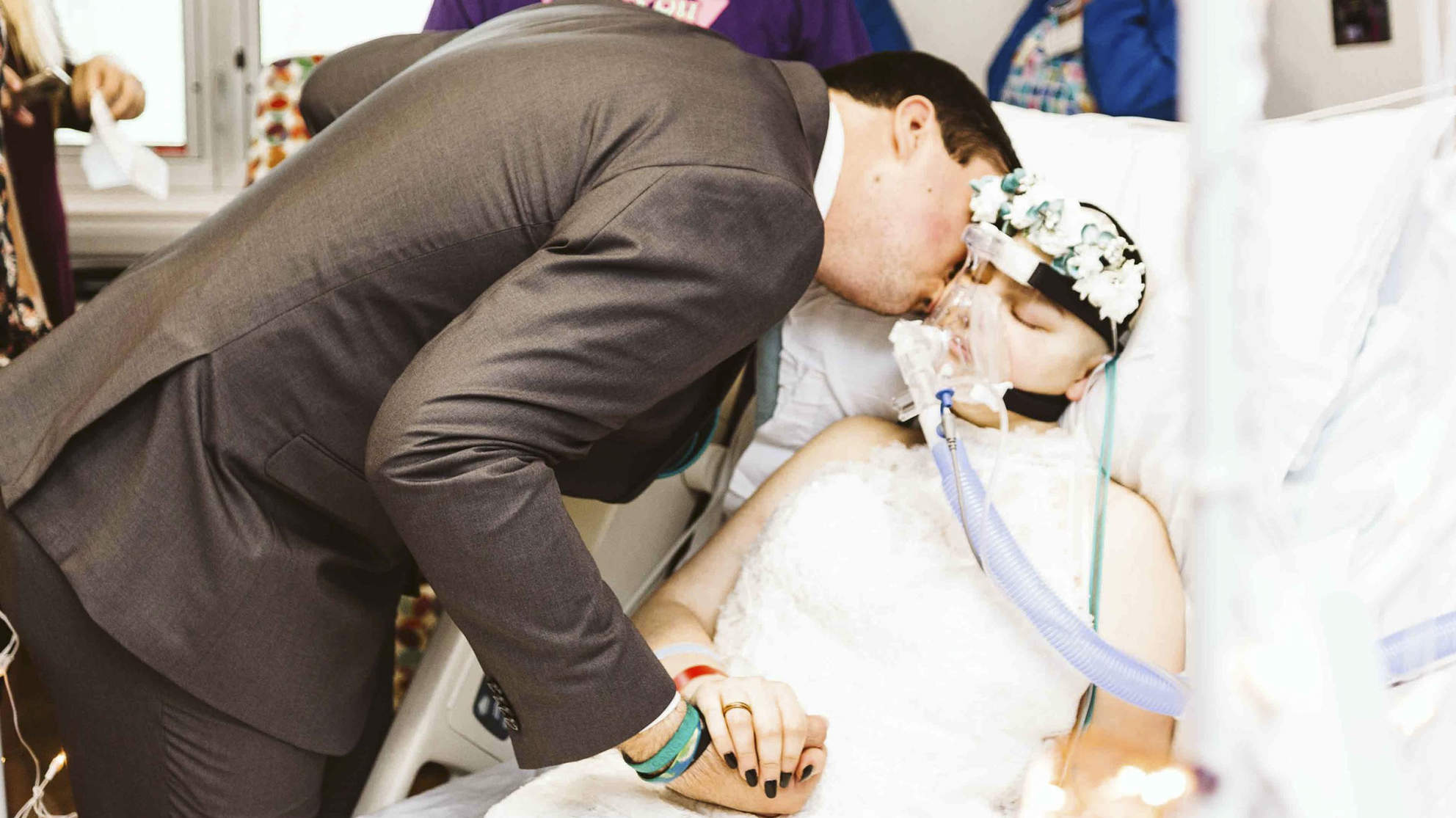 Bride, 19, Marries Husband from Her Hospital Bed Just Days Before Dying
