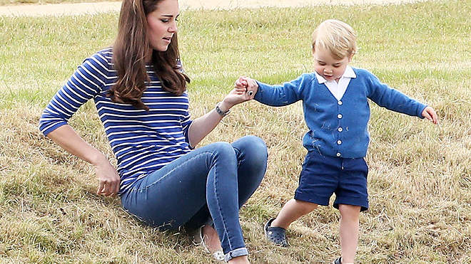 10 Times Princess Kate Said What Everyone's Thinking About Parenthood