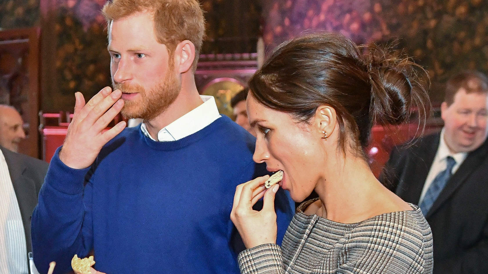 Surprising Nobody, Prince Harry and Meghan Markle Have Chosen a Nontraditional Wedding Cake