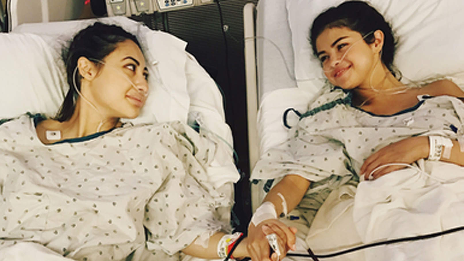 Selena Gomez Reveals Her Best Friend Gave Her a Kidney