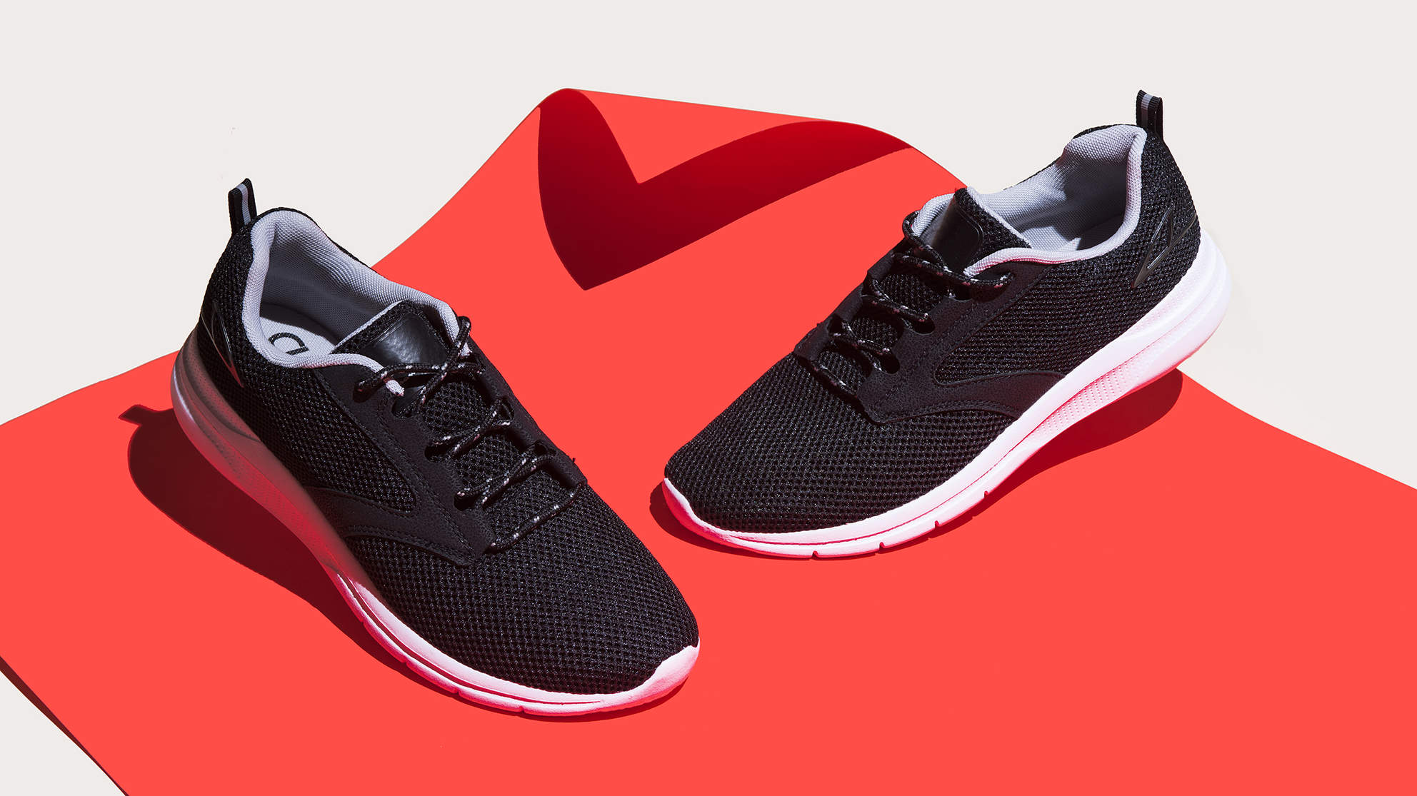 sneakers-shoes-sport-fitness-running-health-exercise-motto-stock