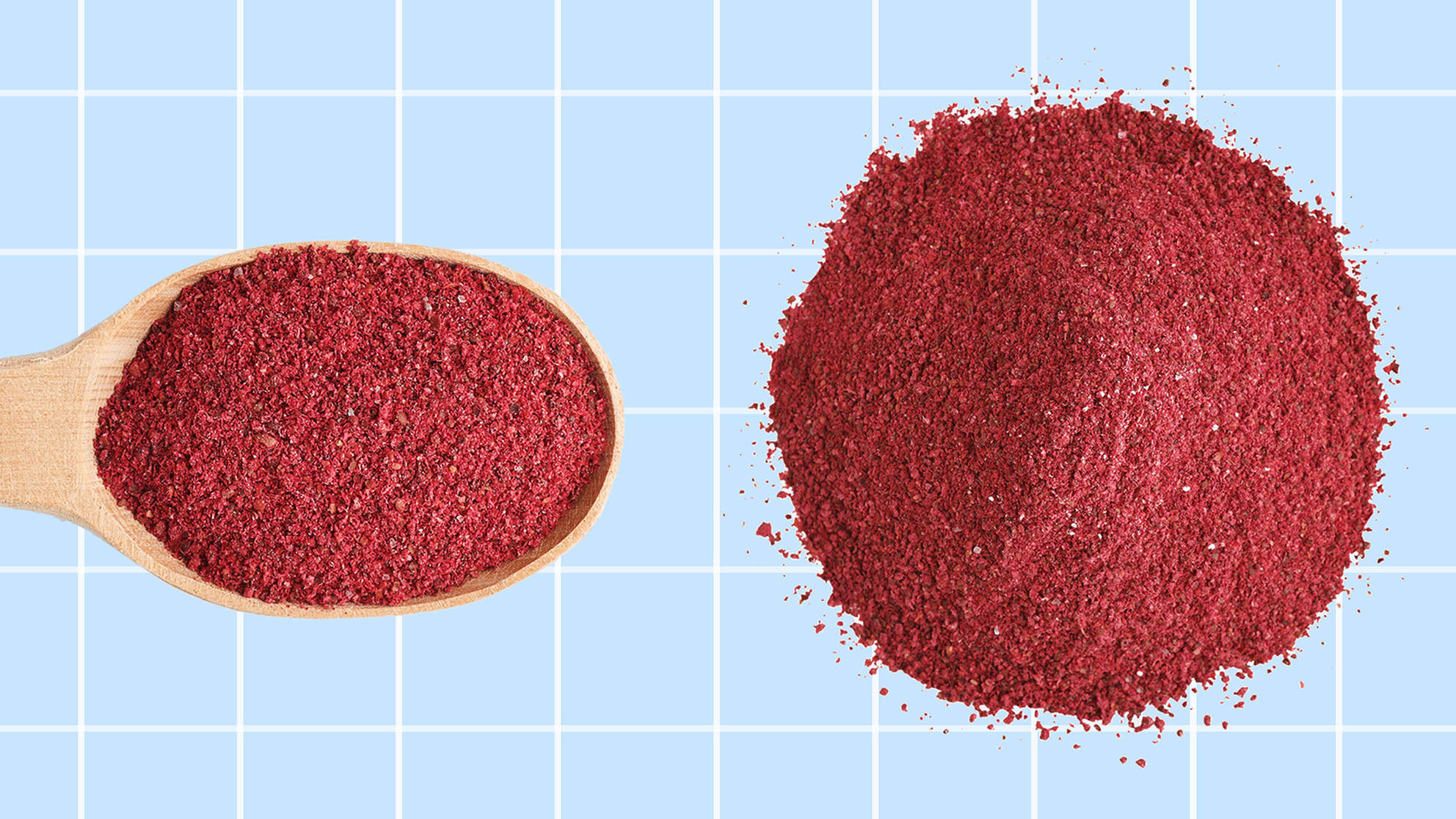 Meet Sumac, the Superfood Spice That'll Help You Fight Inflammation—and Bland Food—for Good