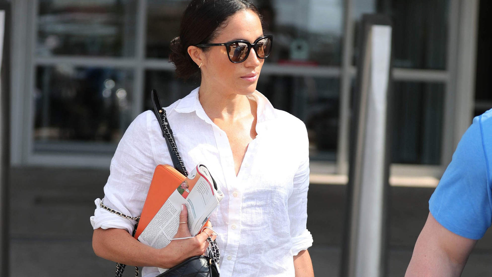 The One Inexpensive Thing Meghan Markle Can't Fly Without