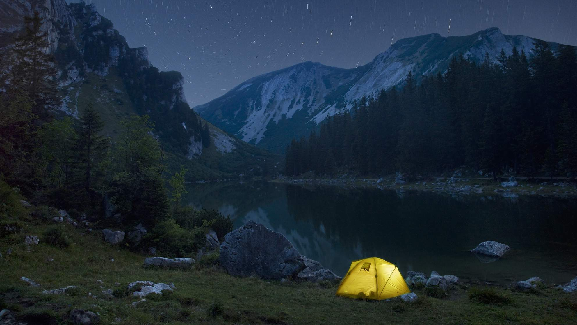 How Camping Helps You Sleep Better