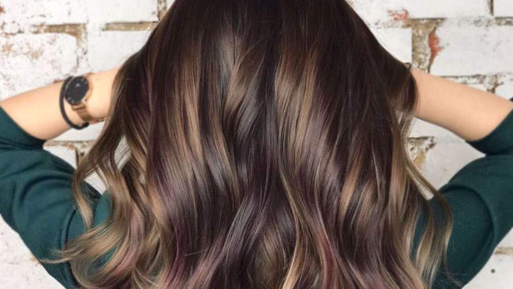 Blackberry Hair Color Trend