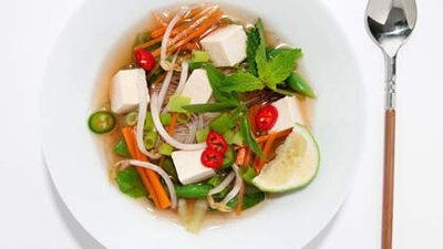 Recipe of the Day: Vietnamese Pho and Spring Rolls - Health