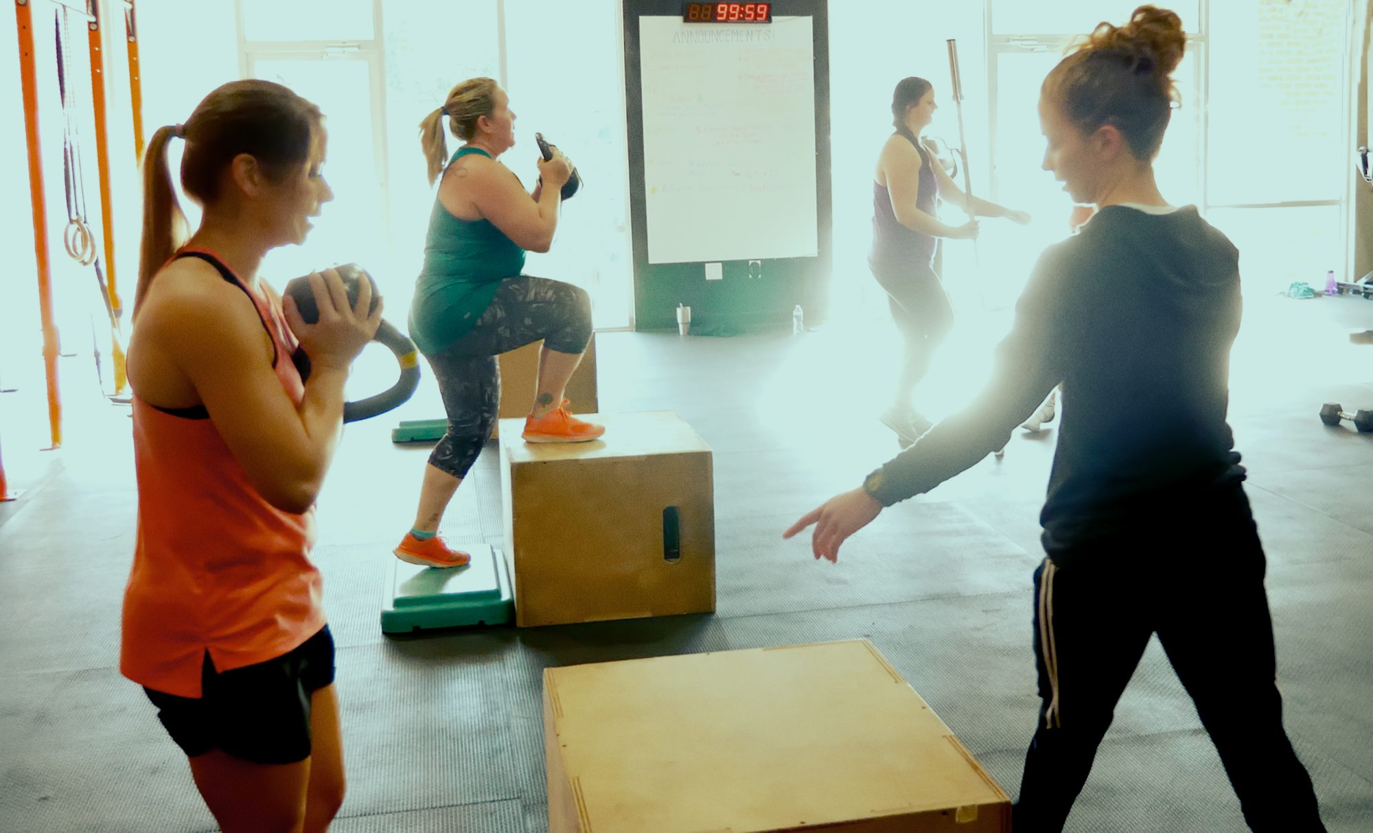 body positive resolutions exercise curvy crossfit group health cross training class
