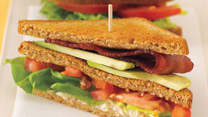 CarbLovers Club Sandwich