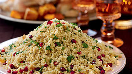 pomegranate-couscous