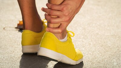 Gout Pain: My Swollen Ankle Turned Out to Be the 'Disease of