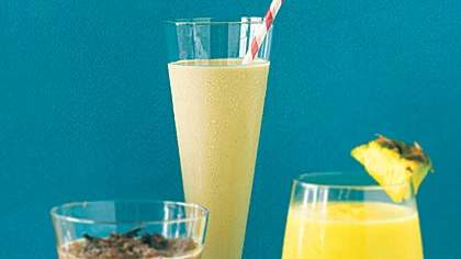 Peanut Butter-Banana Blast Smoothie