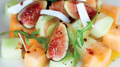 summer-melon-with-fig-and-porsciutto
