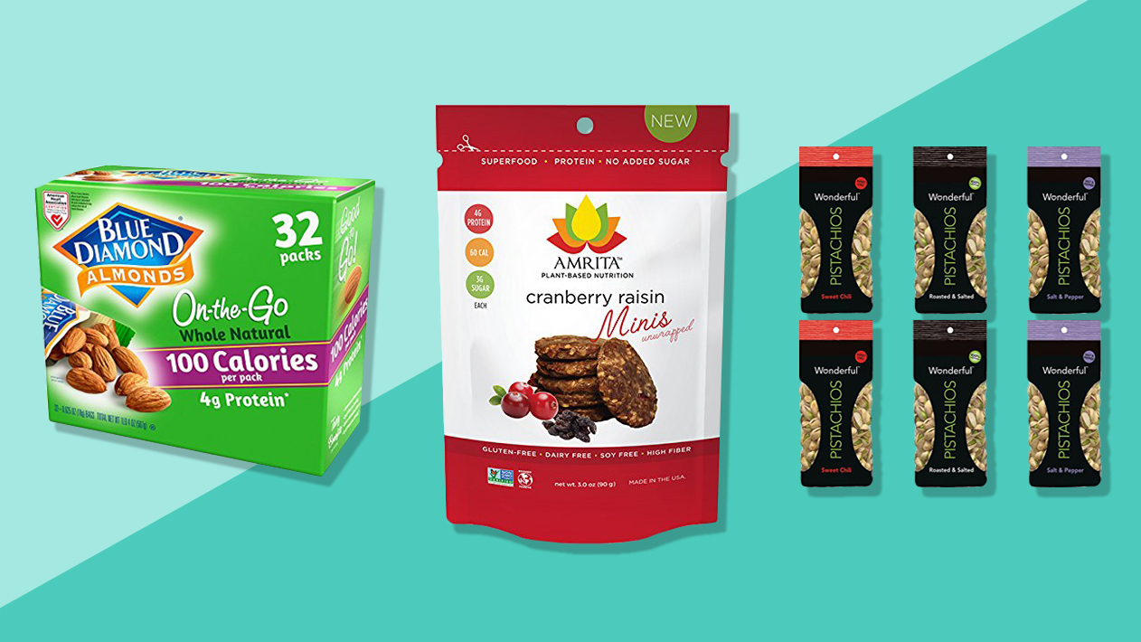 The best vegan snacks on Amazon