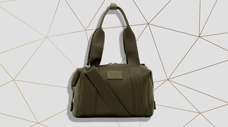 528ce0e4e7 10 Stylish Gym Bags You Won't Be Embarrassed to Bring to Work