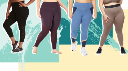 3e6482c26d124b The Best Plus-Size Yoga Pants