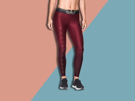 1ed4c6af3bd3a4 The Best Wonder Woman Fitness Gear to Inspire Your Inner Warrior