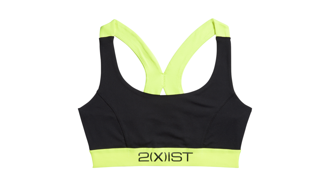 Medium-impact: 2(X)ist Cutout Racerback Sports Bra
