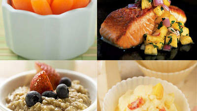 Sample Menu For A Low Fat Diet Health