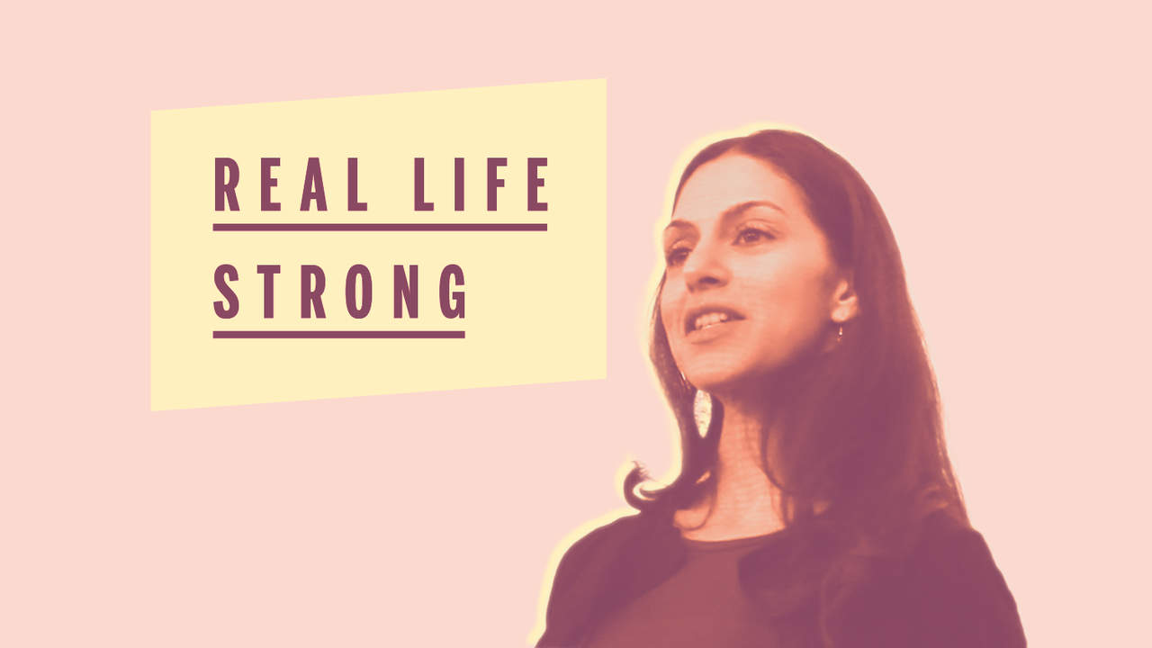 Real Life Strong cover image